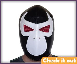 Bane Animated Mask.