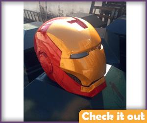 Iron Man Mask.