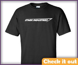 Stark Industries T-Shirt.