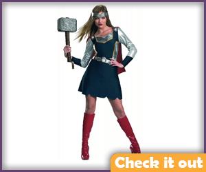 Female Thor Classic.
