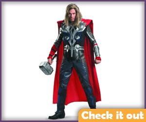 Thor Costume Deluxe.