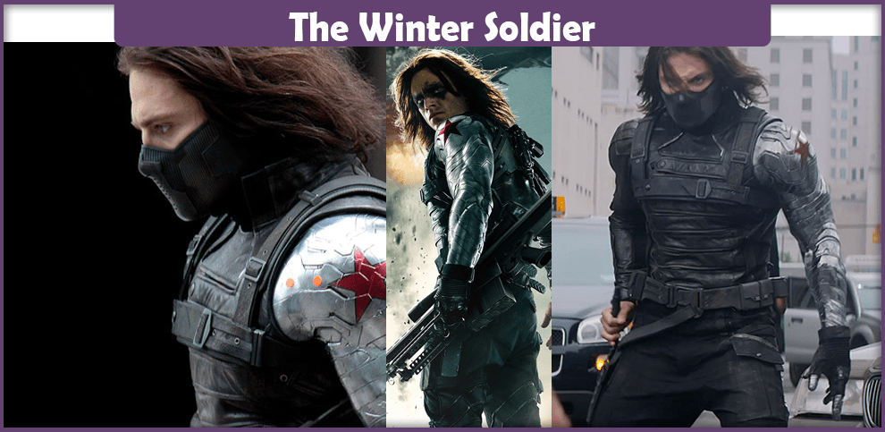 Winter Soldier Costume