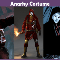 Anarky Costume – A DIY Guide