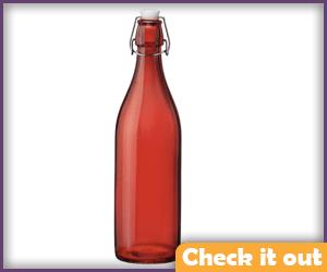 Red Bottle Prop.