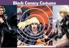 Black Canary Costume