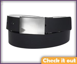 Black Belt Silver Buckle.
