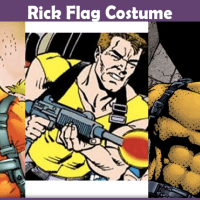 Rick Flag Costume – A DIY Guide