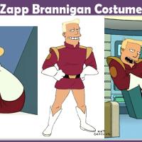 Zapp Brannigan Costume – A DIY Guide