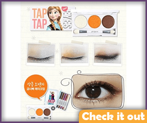 Anna Themed Eyeshadow.