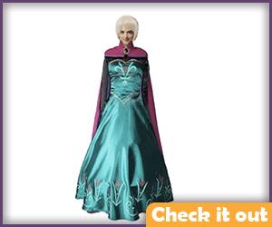 Elsa Coronation Dress.