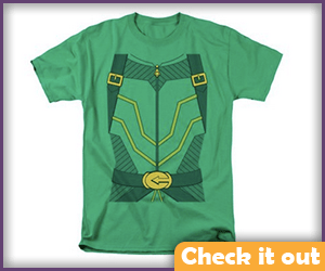 Justice League Arrow Shirt.