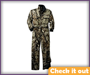 Camouflage Suit.