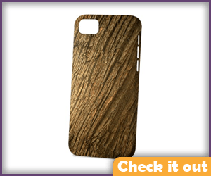 Bark Phone Case.