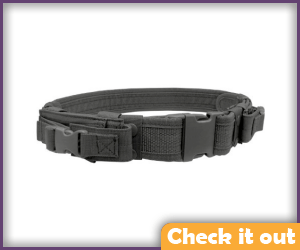 Tactical Belt.