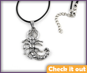 Scorpion Necklace.