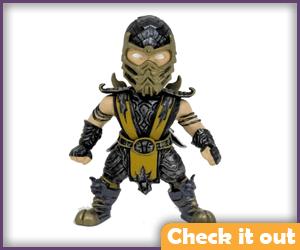 Scorpion Doll.