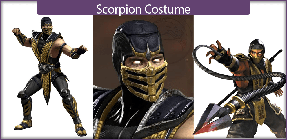 Scorpion Costume A Diy Guide Cosplay Savvy