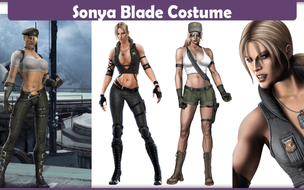 Sonya Blade Costume A Diy Guide Cosplay Savvy