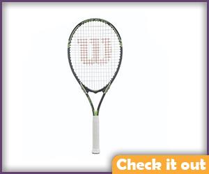 Tennis Racket.