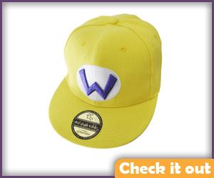 Wario Ball Cap.