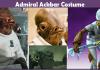 Admiral Ackbar Costume
