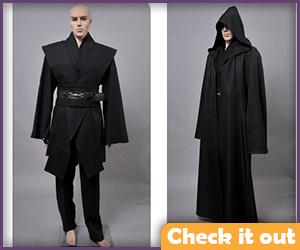 Anakin Black Version Costume.