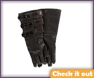 Anakin Dark Brown Gloves.