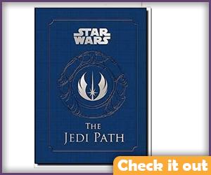 The Jedi Path Book.
