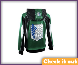 Survey Corps Jacket (mult. colors available).