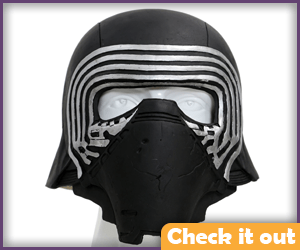 Kylo Ren Costume Replica Mask.