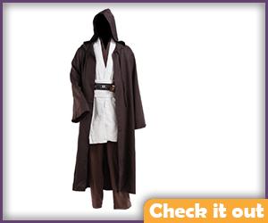 Obi Wan Kenobi Costume Robes.