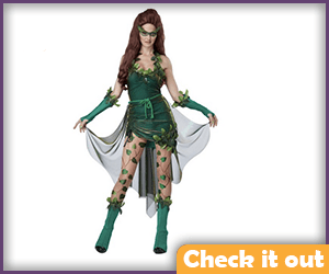 Poison Ivy Costume Set 1.