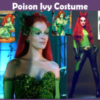 Poison Ivy Costume - A DIY Guide