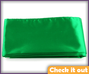 Green Kung Fu Sash.