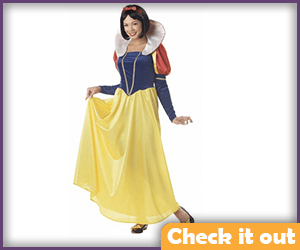 Snow White Costume Adult Set.