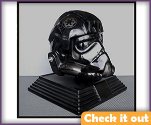 Tie Fighter Helmet.