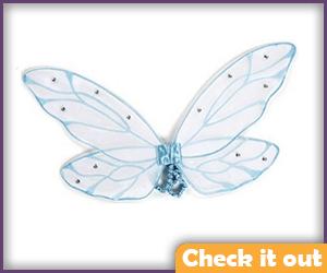 Tinker Bell Blue Wings.