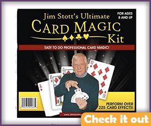 Card Magic Kit.