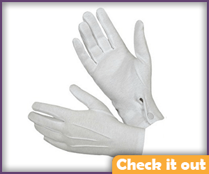 White Gloves.