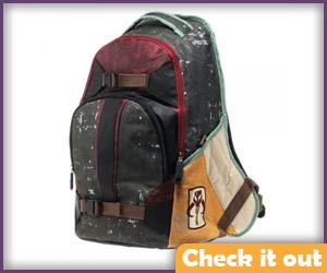 Boba Backpack.