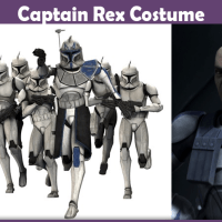 Captain Rex Costume - A DIY Guide