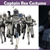 Captain Rex Costume - A DIY Guide