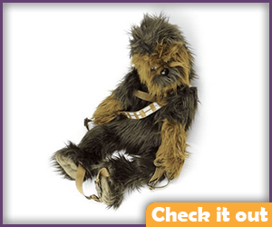 Chewbacca Backpack.