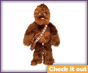 Chewbacca Plush.