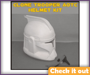 AOTC Clone Trooper Helmet DIY.