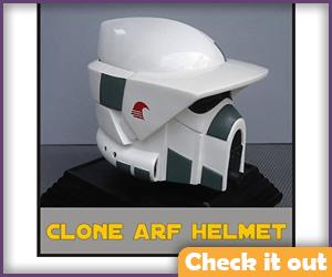 Arf Costume Helmet.