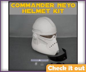 BARC Trooper Commander Neyo Helmet.