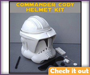 Commander Cody Helmet DIY.