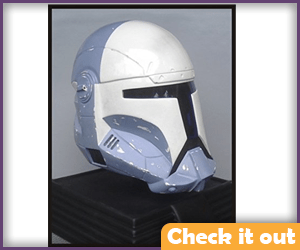 Republic Commando Scorch Helmet.