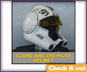 Arc Trooper Odd-Ball Costume Helmet.